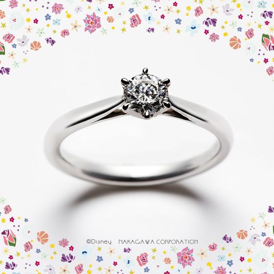 プリンセスになって…。ダイヤモンドのように輝くシンデレラ。