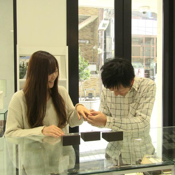 >いつも明るい藤本様と優しく見守ってくださる菅原様、素敵なご夫婦です。