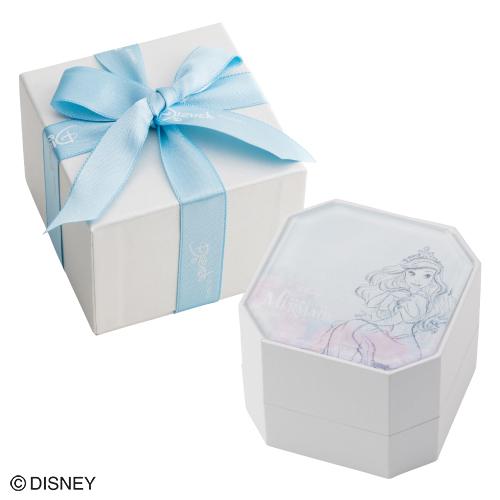 箱もとっておきのアリエルが。ディズニー好きにはたまらないお箱です。